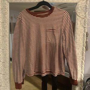 Madewell Striped Long Sleeve